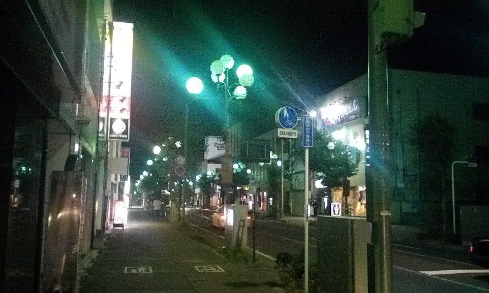 風俗営業1号許可の最近の事例(群馬県伊勢崎市)